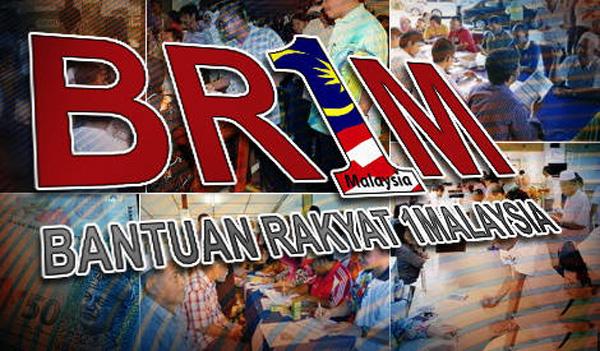 Borang Permohonan BR1M 2015 Online di ebr1m.hasil.gov.my. Buat Semakan Juga!