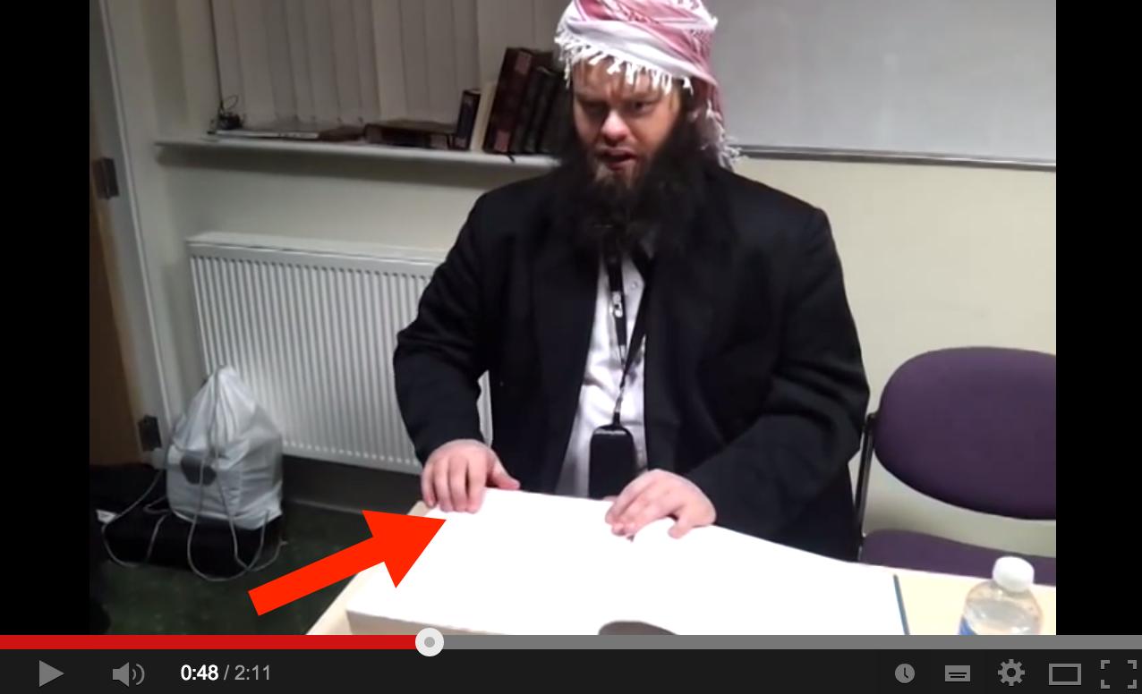 Buta Mata, Boleh Baca Al-Quran Braille. Sebak Hati Ini Bila Dengar Lancar Sungguh Bacaannya.