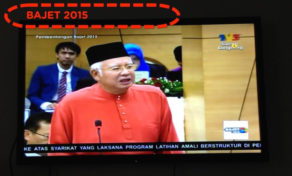 Intipati Bajet 2015 Untuk Golongan Pertengahan (Middle Class)