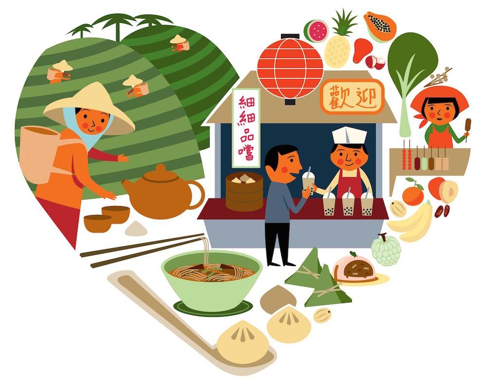Melancong ke Taiwan