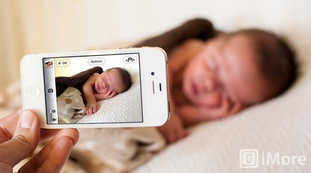 Upload gambar bayi baru lahir