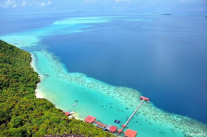 Pulau Yang Menarik di Malaysia