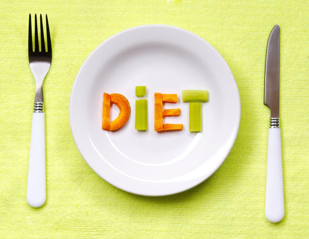Cara diet yang betul