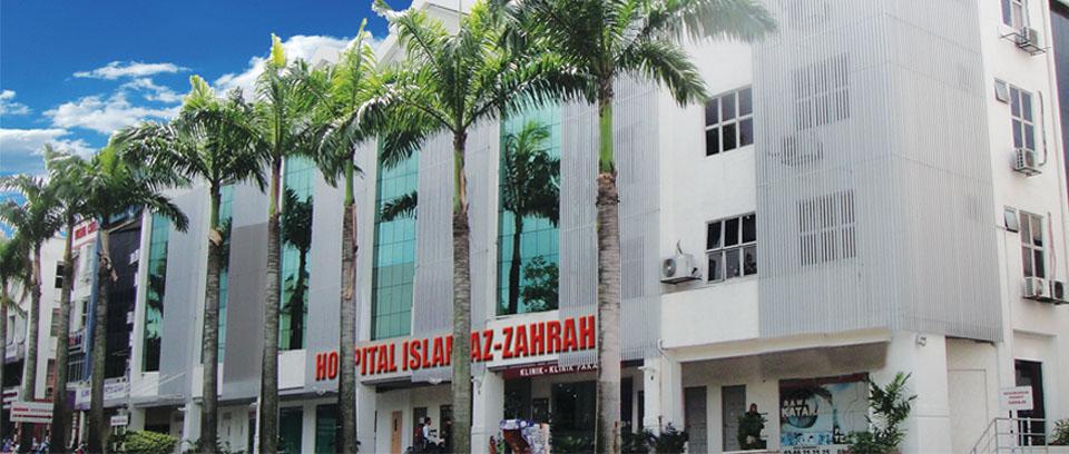 Pengalaman bersalin di Az Zahrah