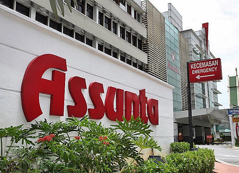 Pengalaman Bersalin di Hospital Assunta