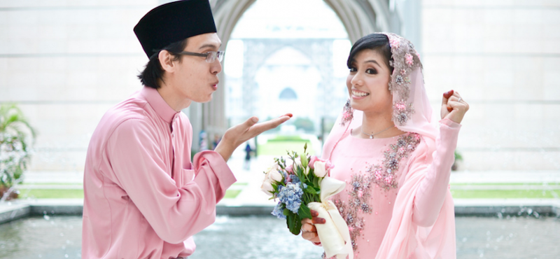 Bercinta selepas kahwin