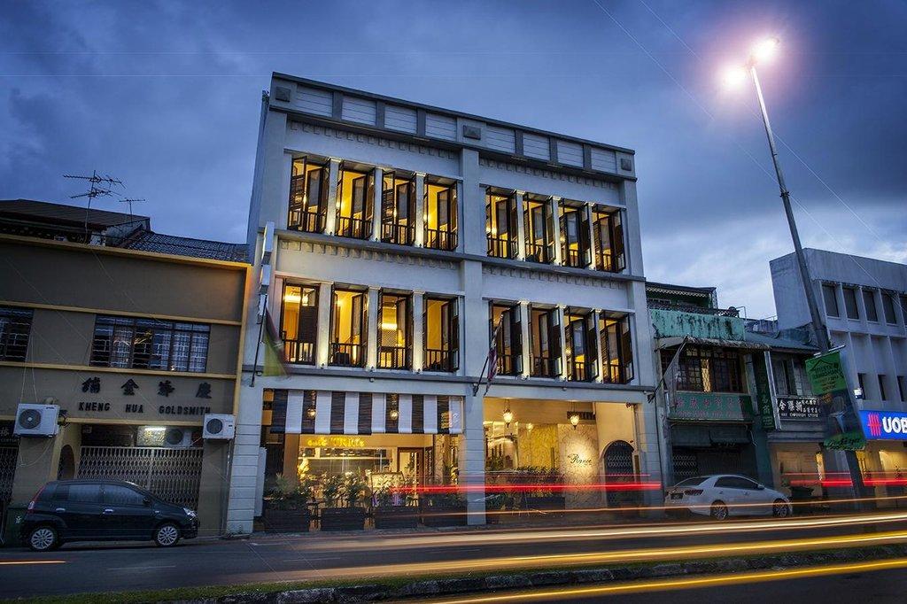 Butik hotel Malaysia