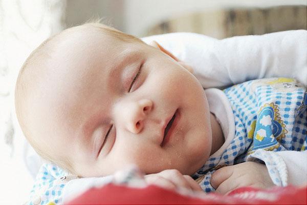 Anak tidur awal