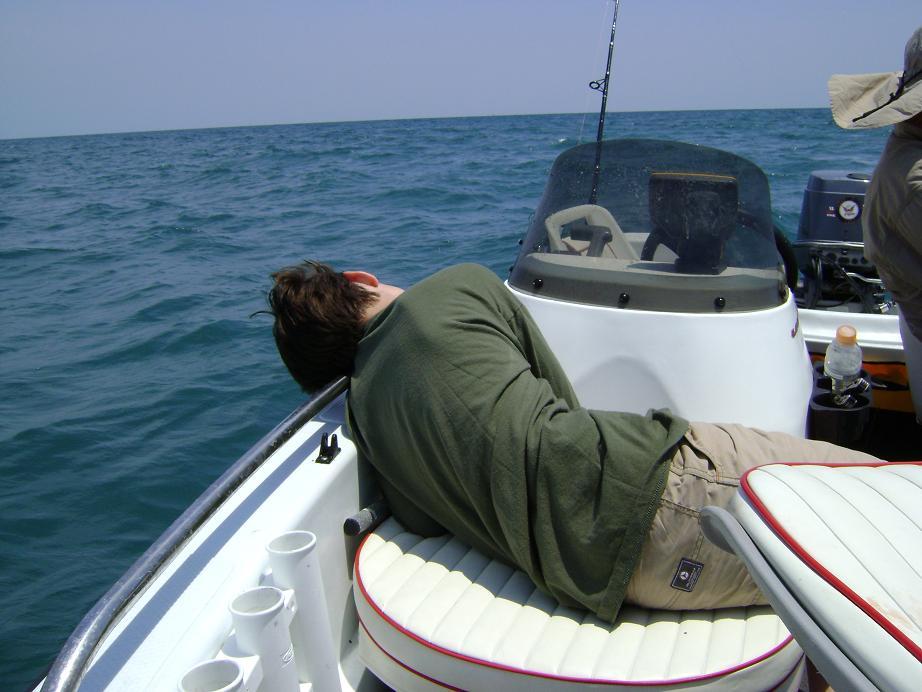 mabuk laut