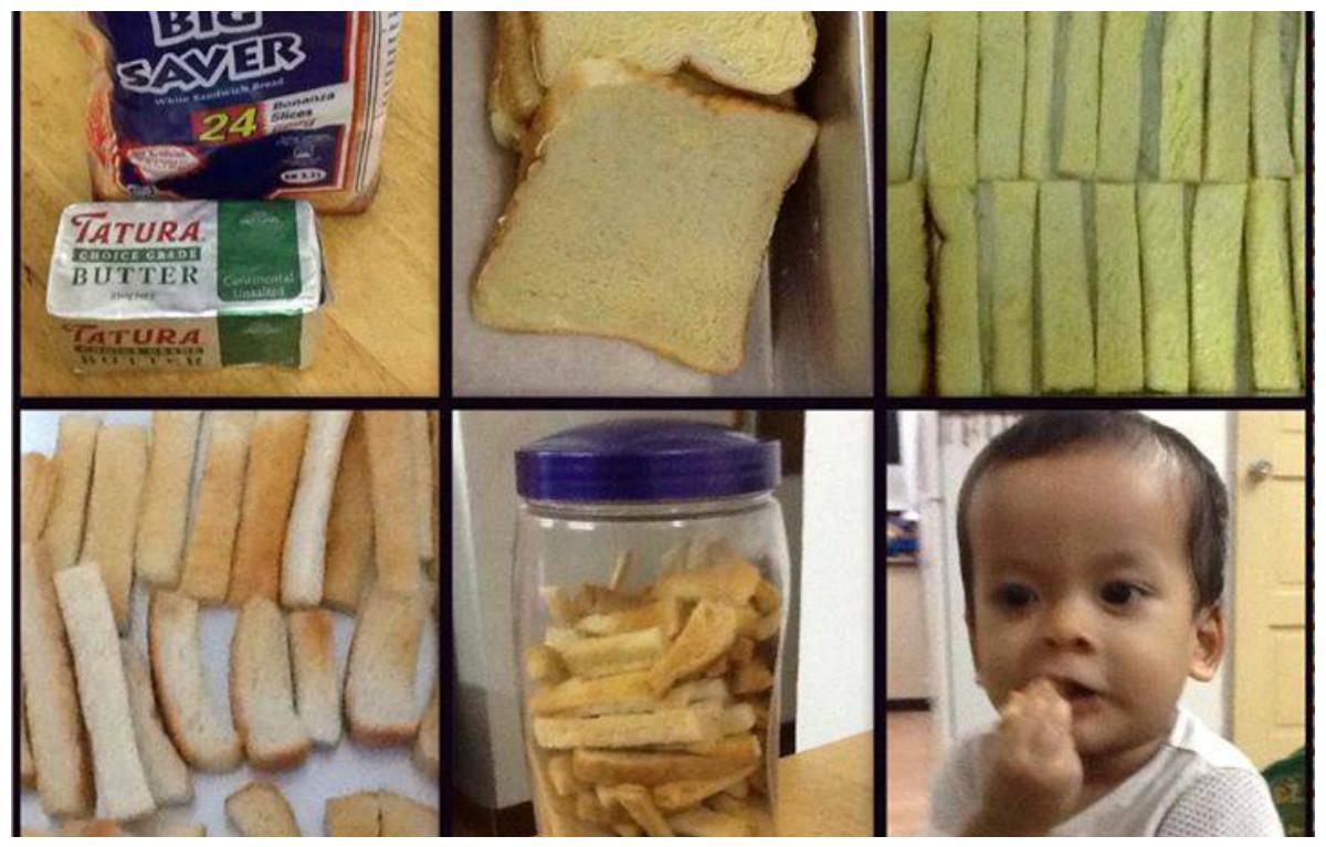 resepi biskut bayi