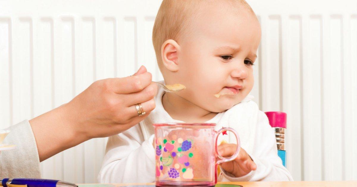 gula dan garam pada makanan bayi 1
