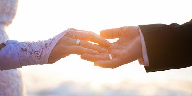 tanda dah bersedia untuk berkahwin